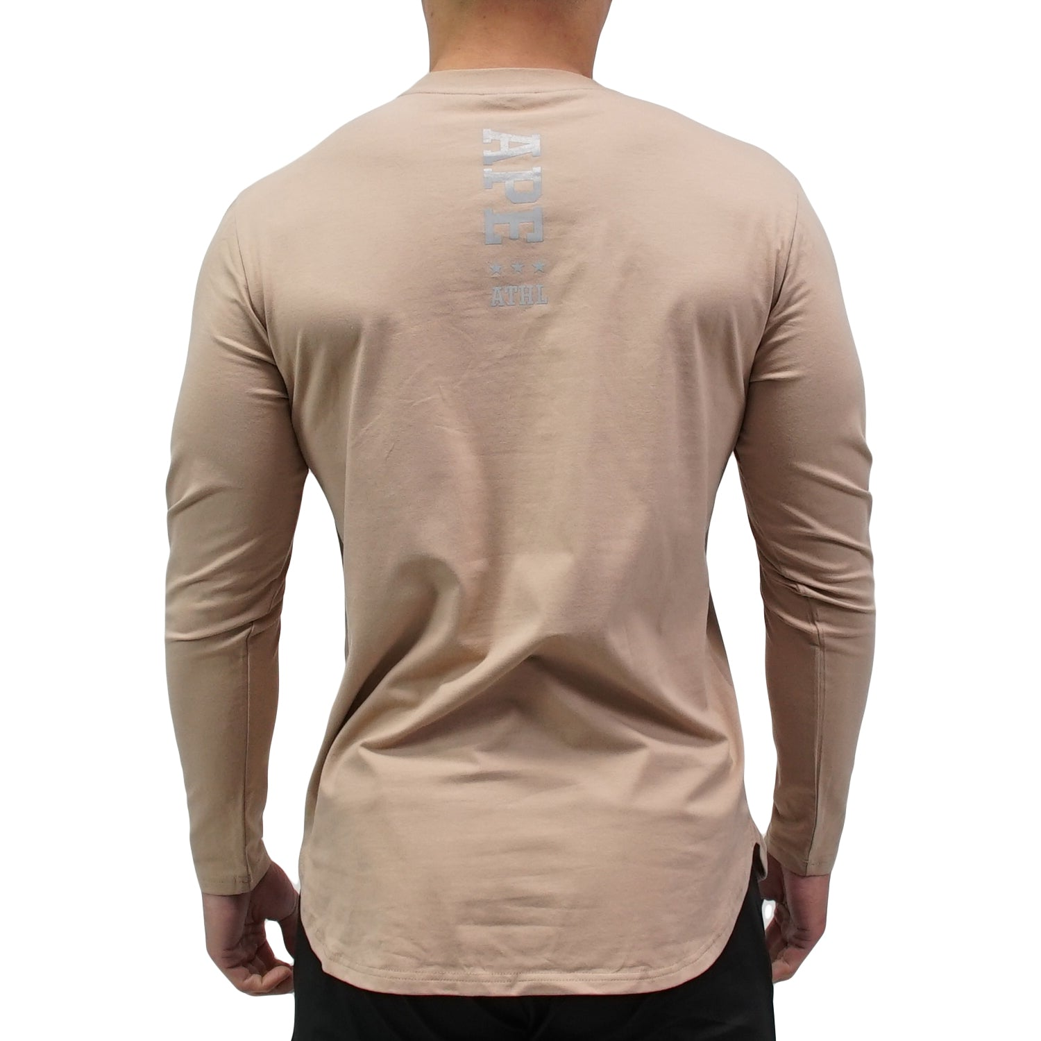 Long-Sleeve - Minimal Tan