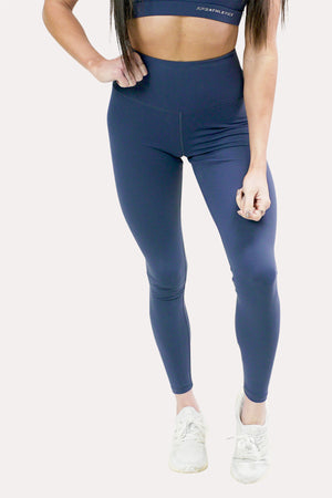 Ease Leggings - Ocean