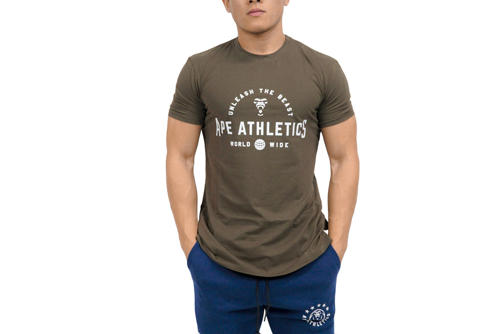 ApeAthletics Lifestyle - Olive