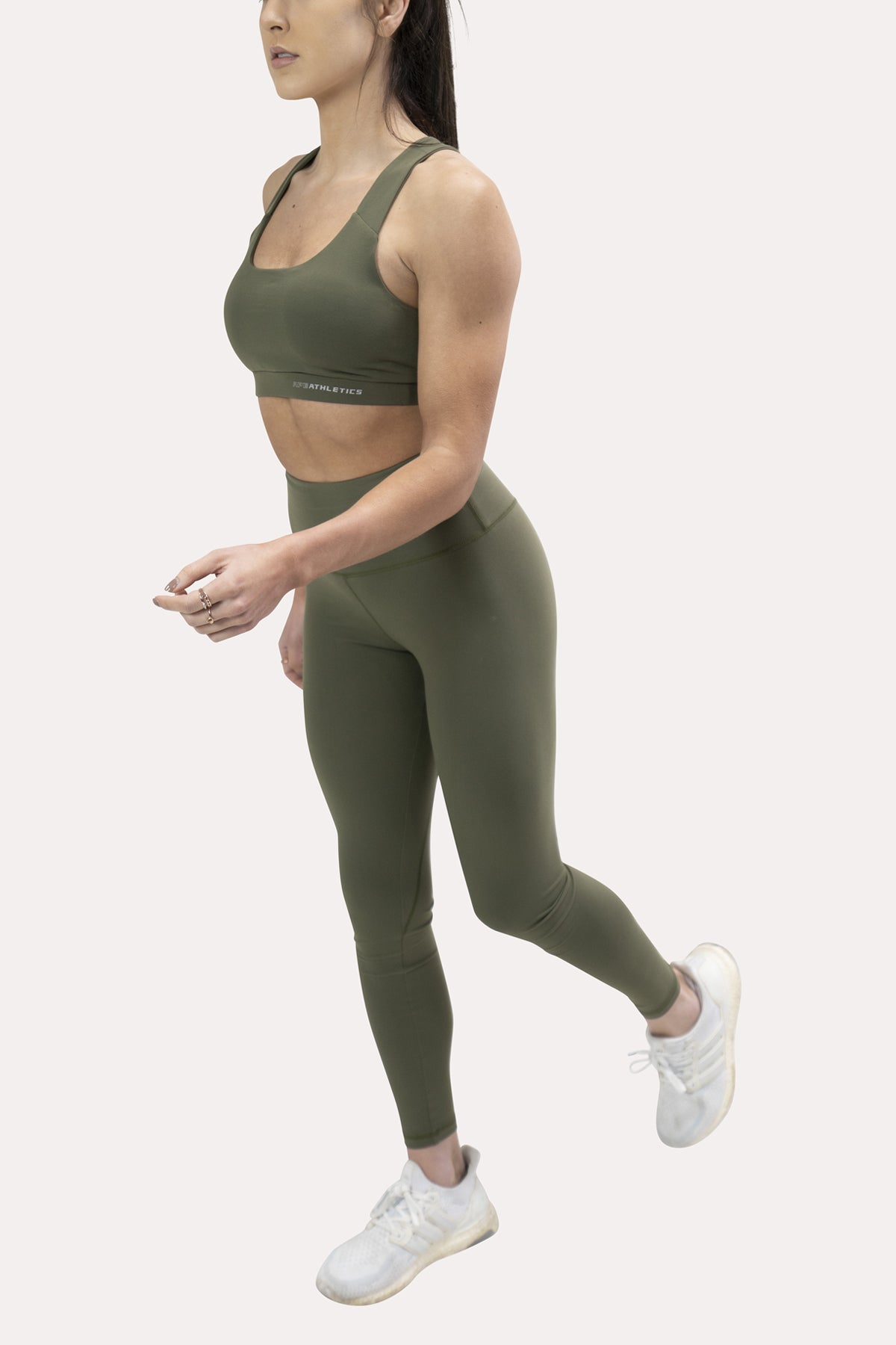 Ease Leggings - Olive