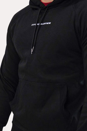 Pull-Over Hoodie - Statement Black