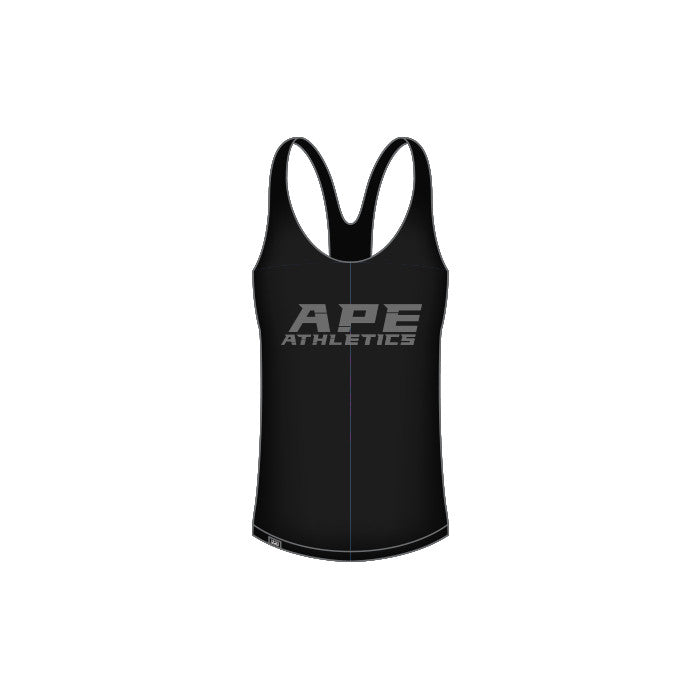 ApeAthletics Stringer - Ape - Black