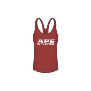 ApeAthletics Stringer - Ape - Maroon