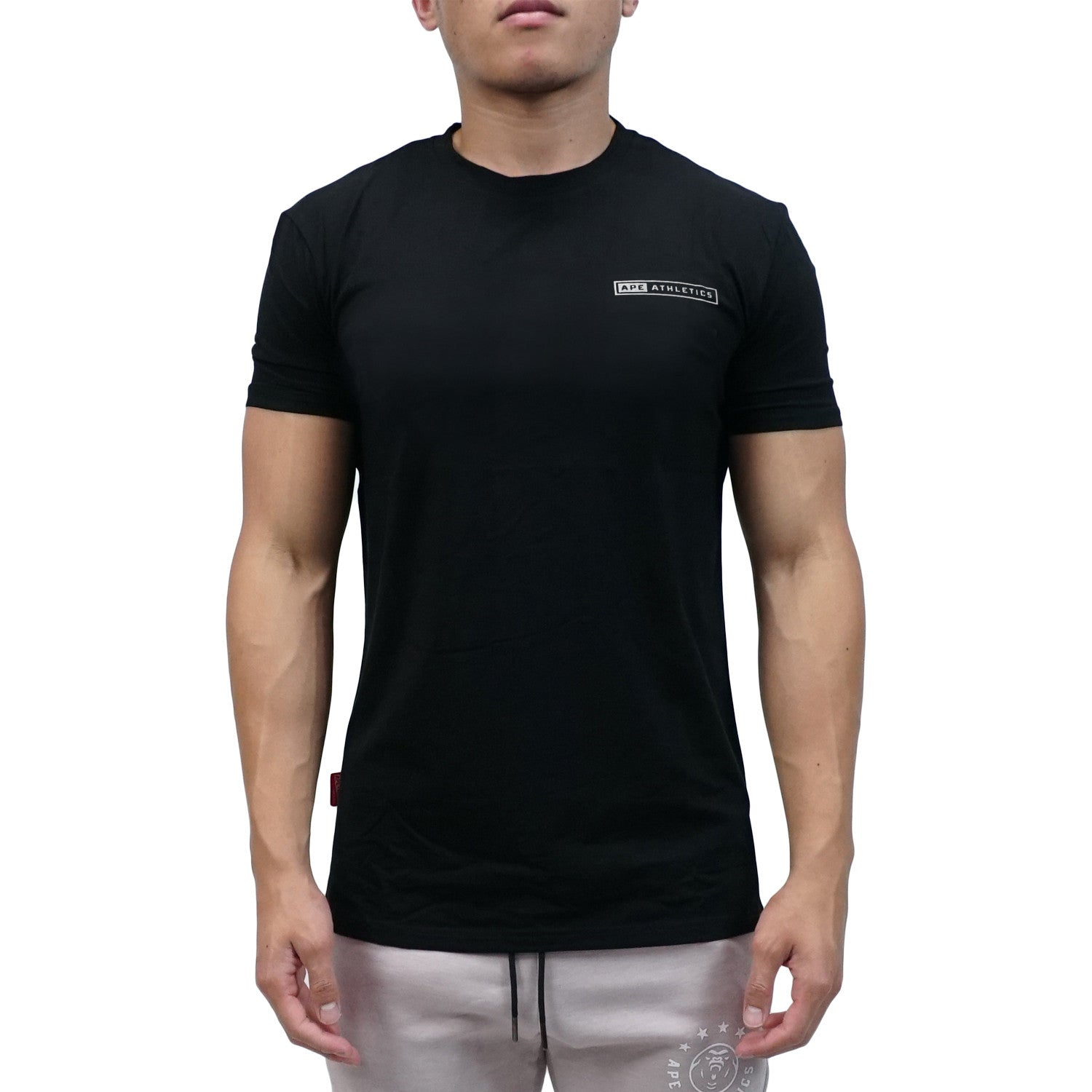 Lifestyle Tshirt - ApeAth Black