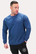 Crew Neck Sweatshirt - X Navy Thumbnail