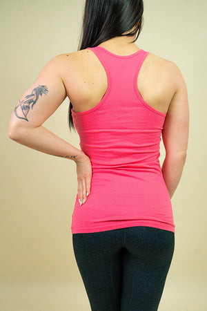 Women's Tanks - Pink