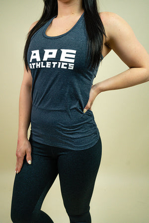 Women's Tanks - Navy