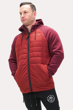 Ascension Jacket - Merlot