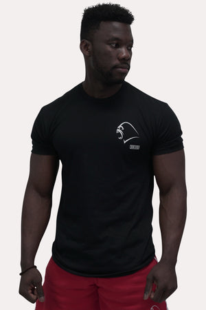 Athletic Tee SS19 - Black