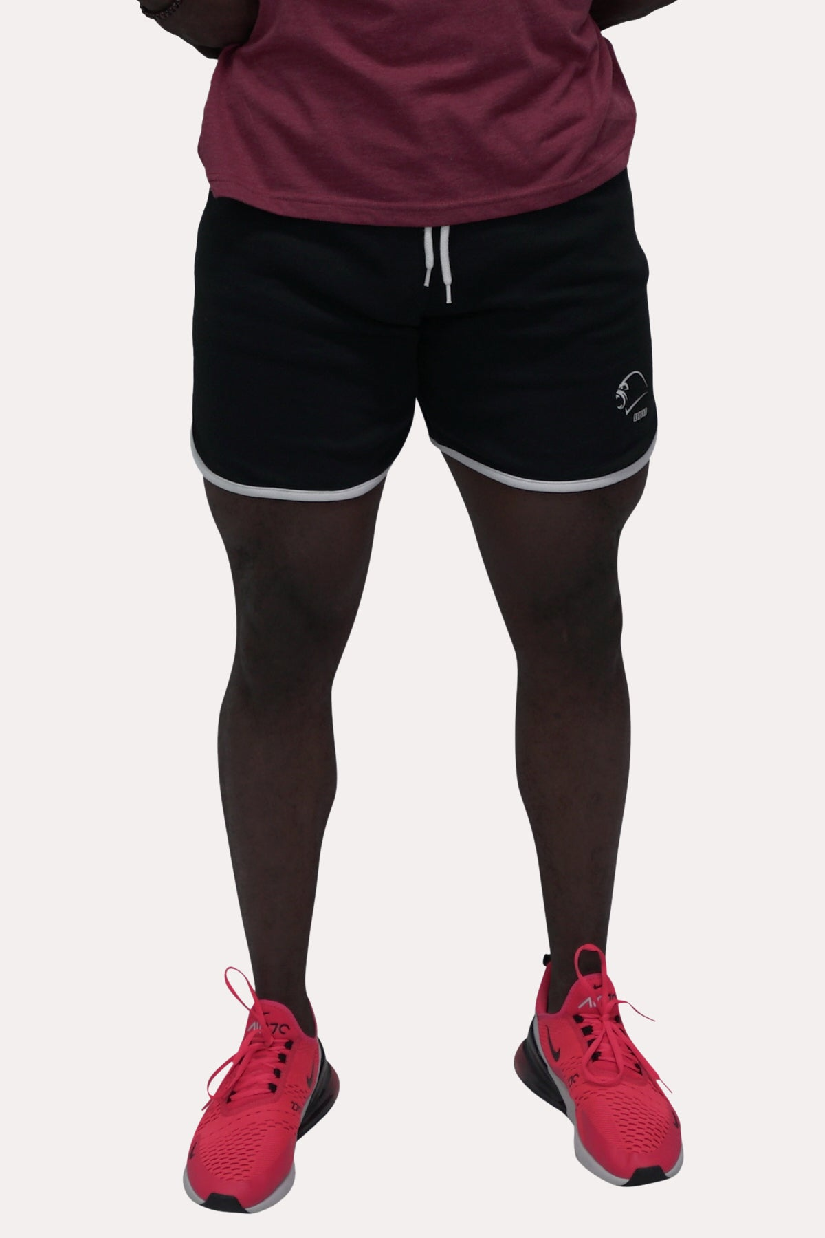 Athletic Shorts SS19 - Black