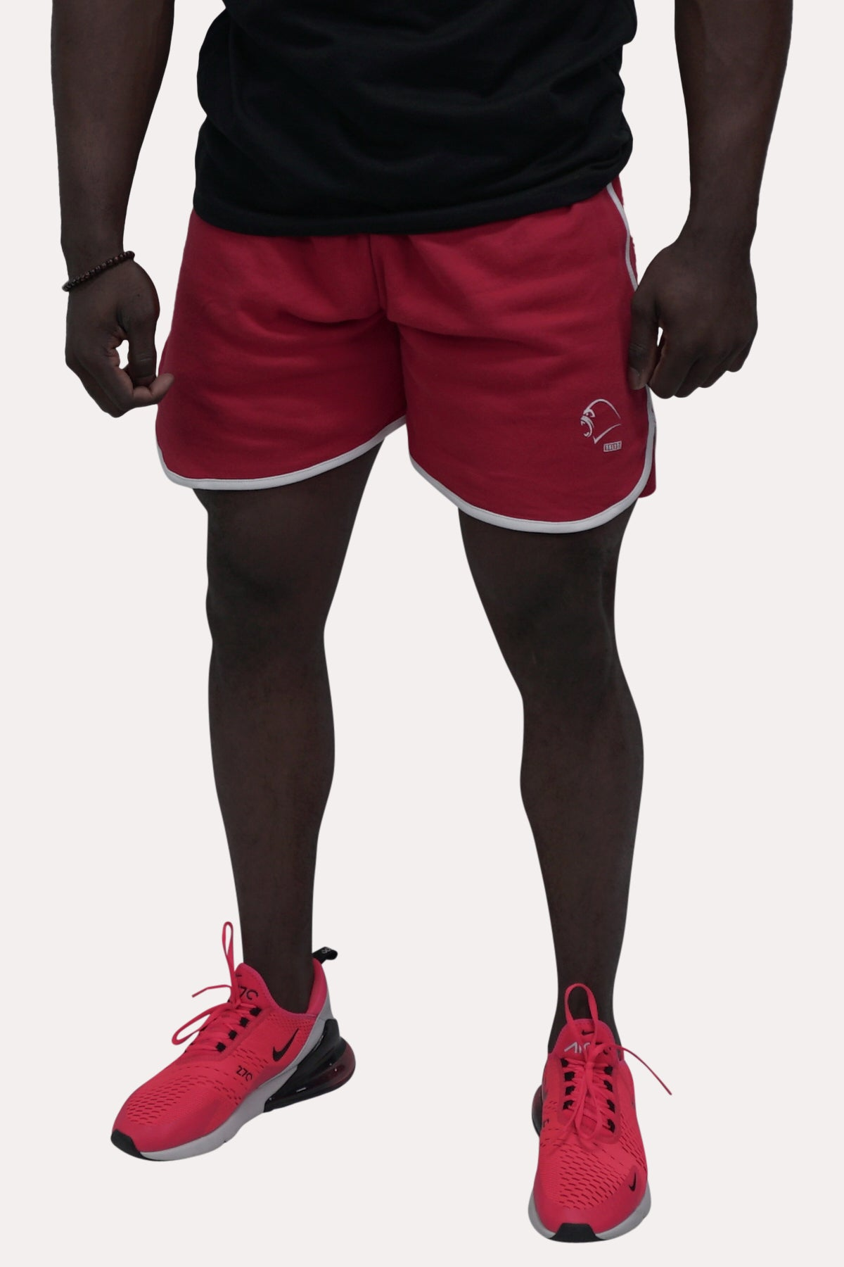 Athletic Shorts SS19 - Red