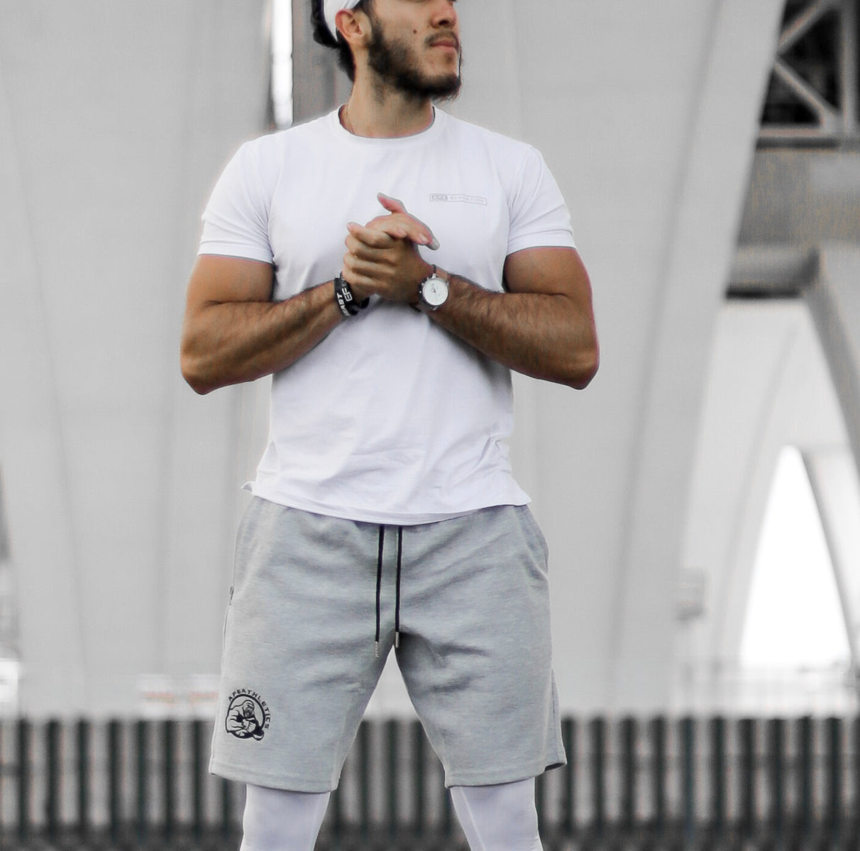 Lifestyle Tshirt - ApeAth White