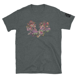 """Kitty Crown"" Short-Sleeve Unisex T-Shirt"