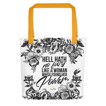 "Load image into Gallery viewer, Massive Print ""Flower Power"" Tote"