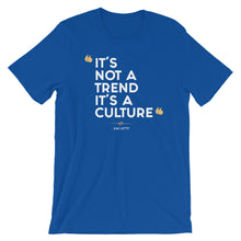 "Load image into Gallery viewer, ""CULTURED"" Short-Sleeve Unisex T-Shirt"