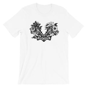 """Kitty Crown"" Unisex T-Shirt"