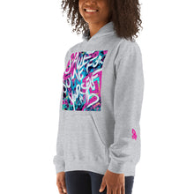 "Load image into Gallery viewer, ""Save Me Some"" Graffiti Unisex Hoodie"