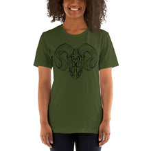 Load image into Gallery viewer, ARIES - Short-Sleeve Unisex T-Shirt