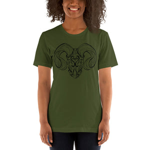 ARIES - Short-Sleeve Unisex T-Shirt
