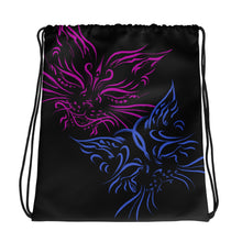 Load image into Gallery viewer, GEMINI - Drawstring bag