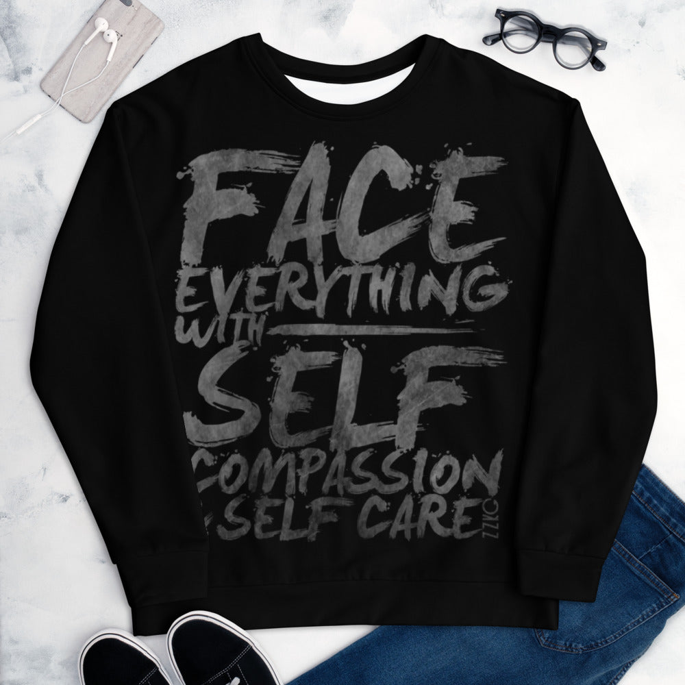 CANCER Mantra - Unisex Sweatshirt