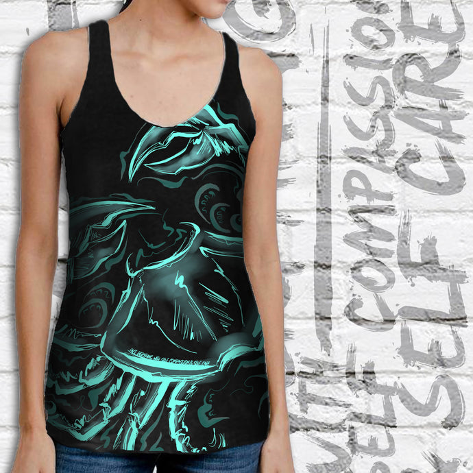 CANCER - Unisex Tank Top