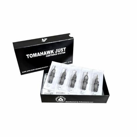 CARTUCCE TOMAHAWK ROUND SHADER 0.35 LT