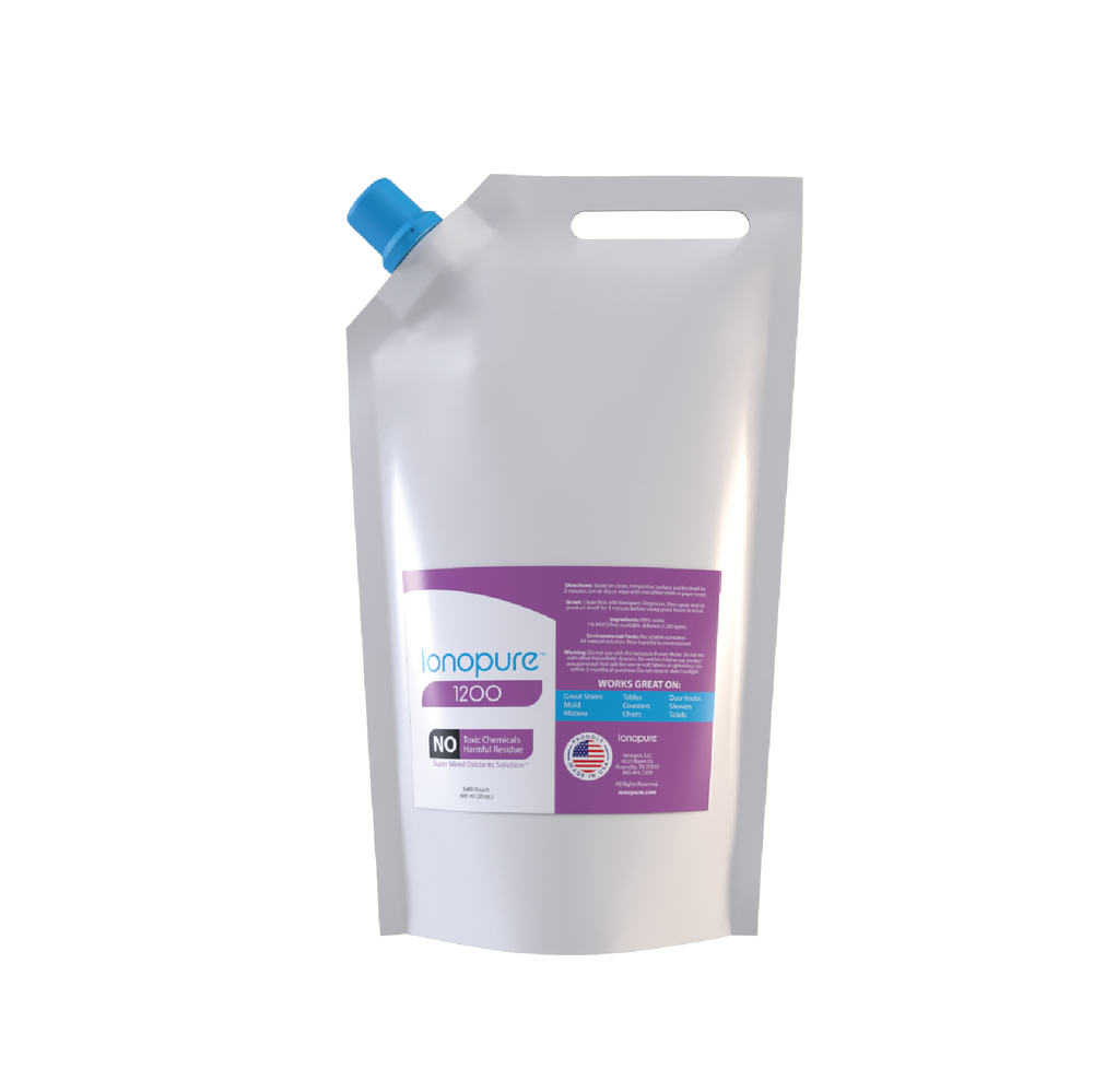 ionopure 1200 - Refill Pouch