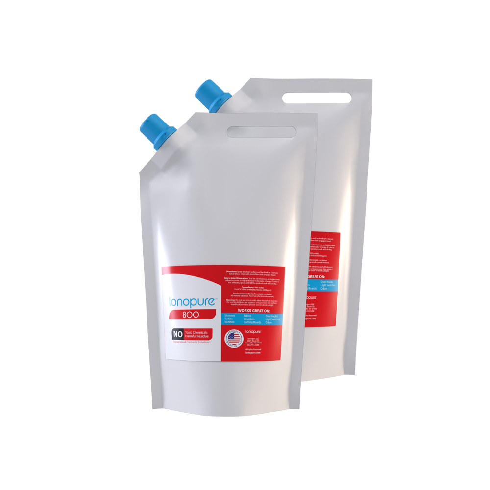 ionopure 800 - 2-Liter Refill Pouches (2-Pack)