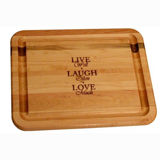 Live, Laugh, Love Board - Pot Racks Plus