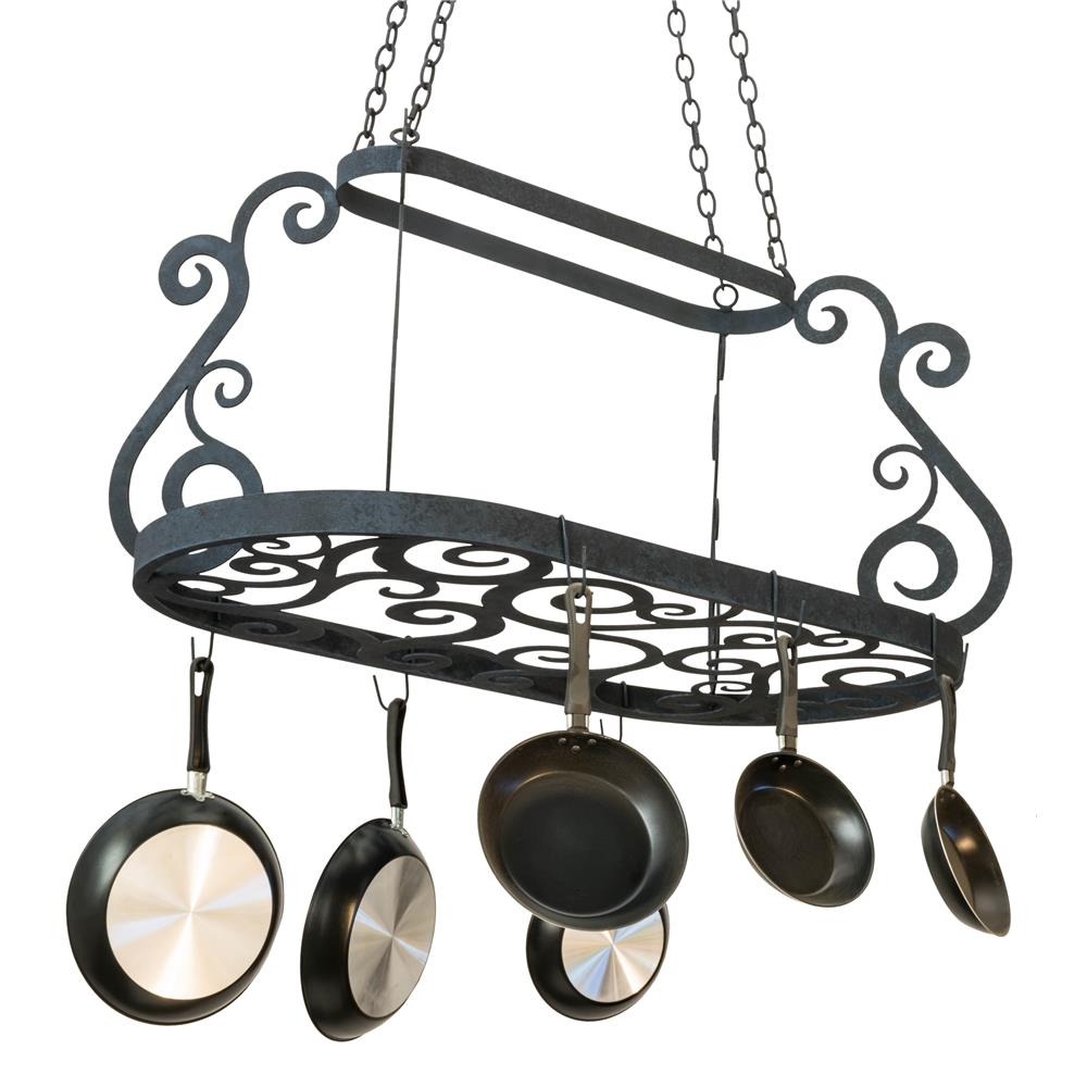 "48""L Neo Pot Rack - Pot Racks Plus"