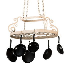 "38""L Neo Pot Rack - Pot Racks Plus"