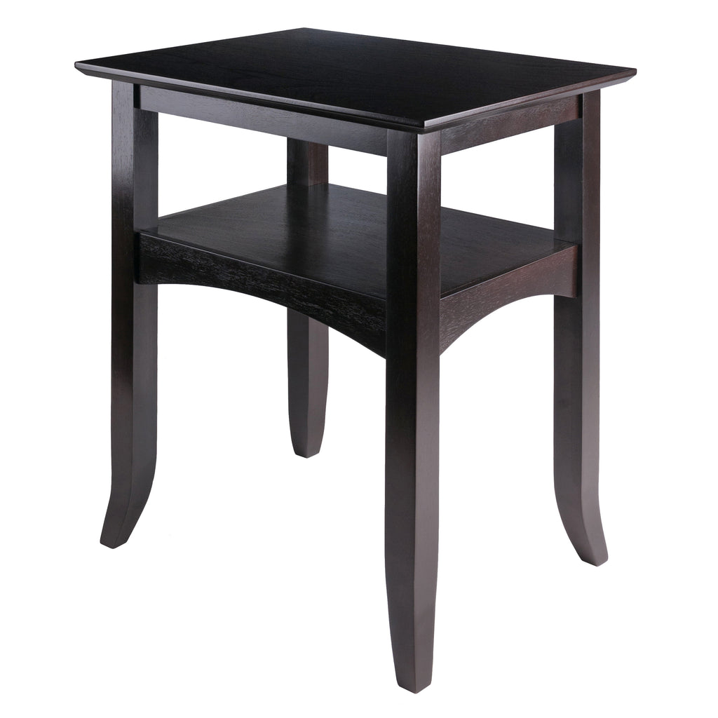 Camden End Table, Coffee - Pot Racks Plus