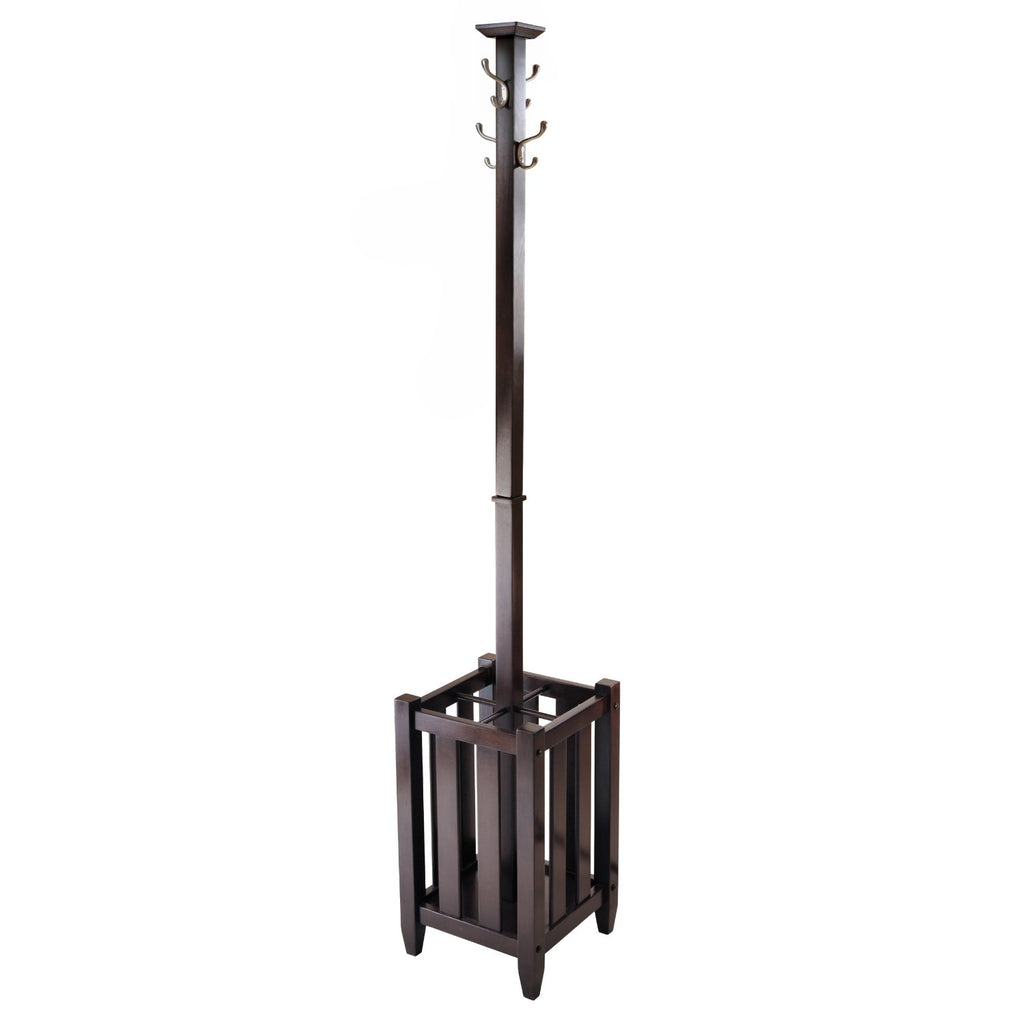 Memphis Coat Tree And Umbrella Rack - Pot Racks Plus