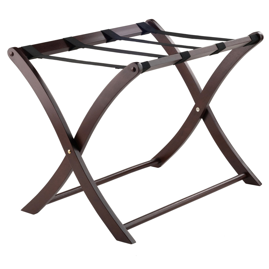 Scarlett Luggage Rack Cappuccino - Pot Racks Plus