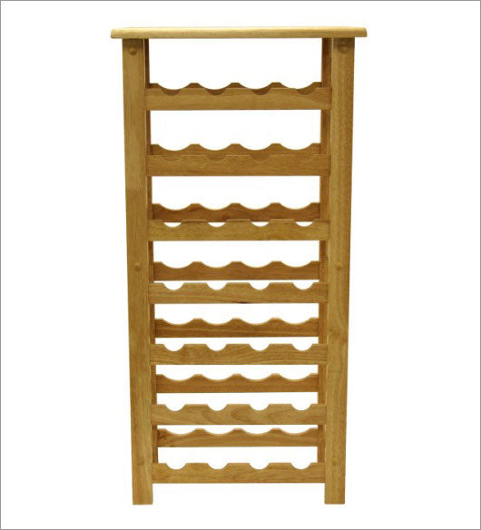 28-Bottle Wine Rack - Pot Racks Plus