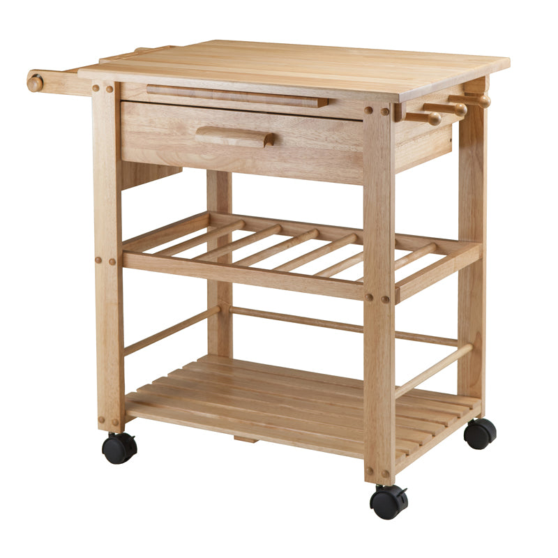Finland Kitchen Cart - Pot Racks Plus
