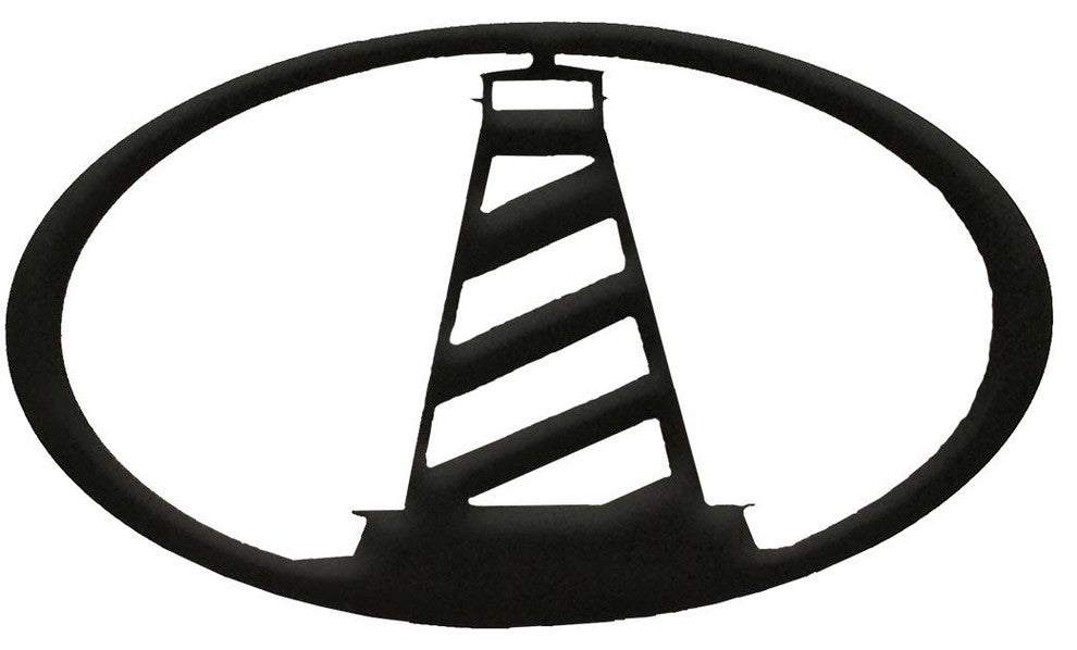 Lighthouse Oval - Pot Racks Plus