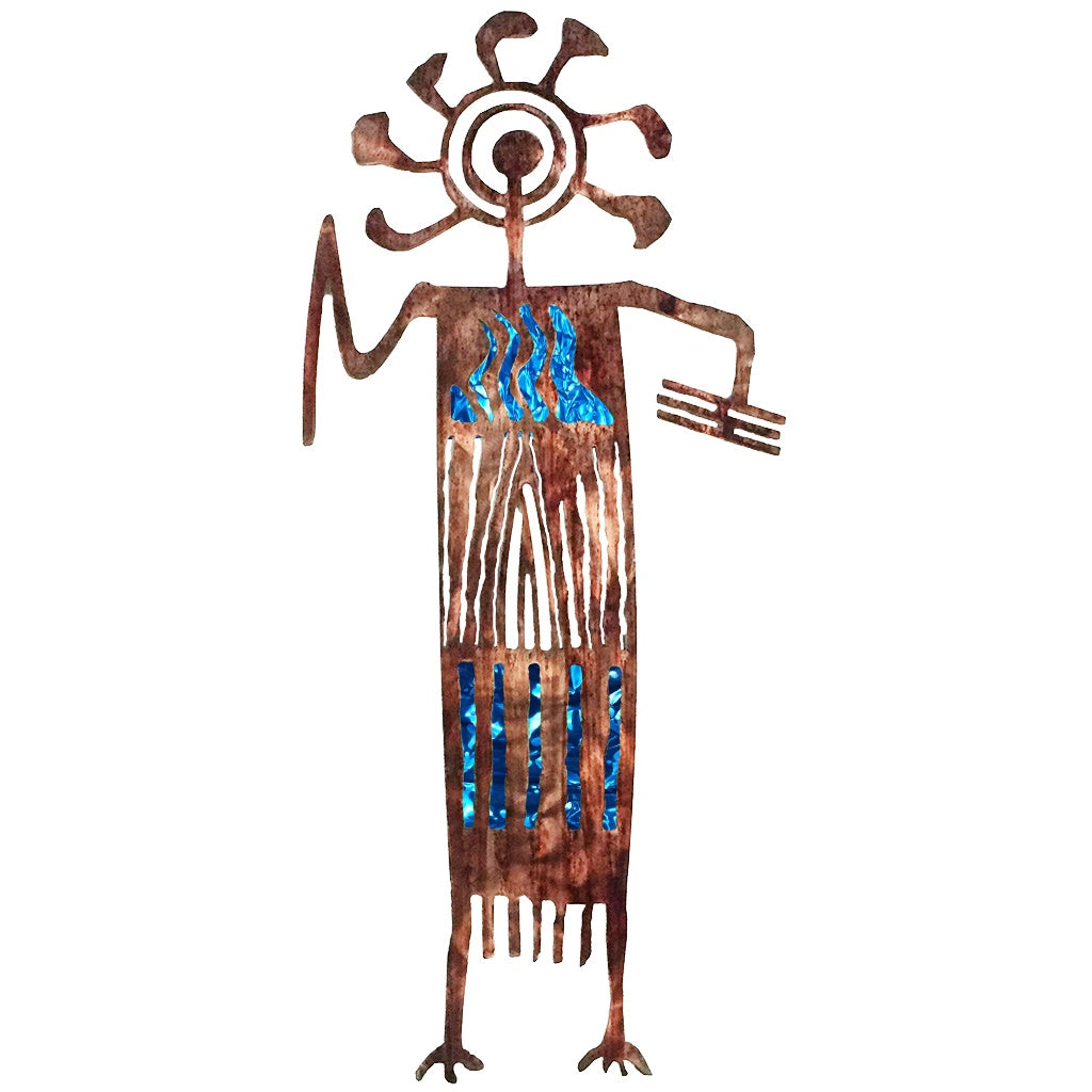 Petroglyph: Larry-Blue - Pot Racks Plus