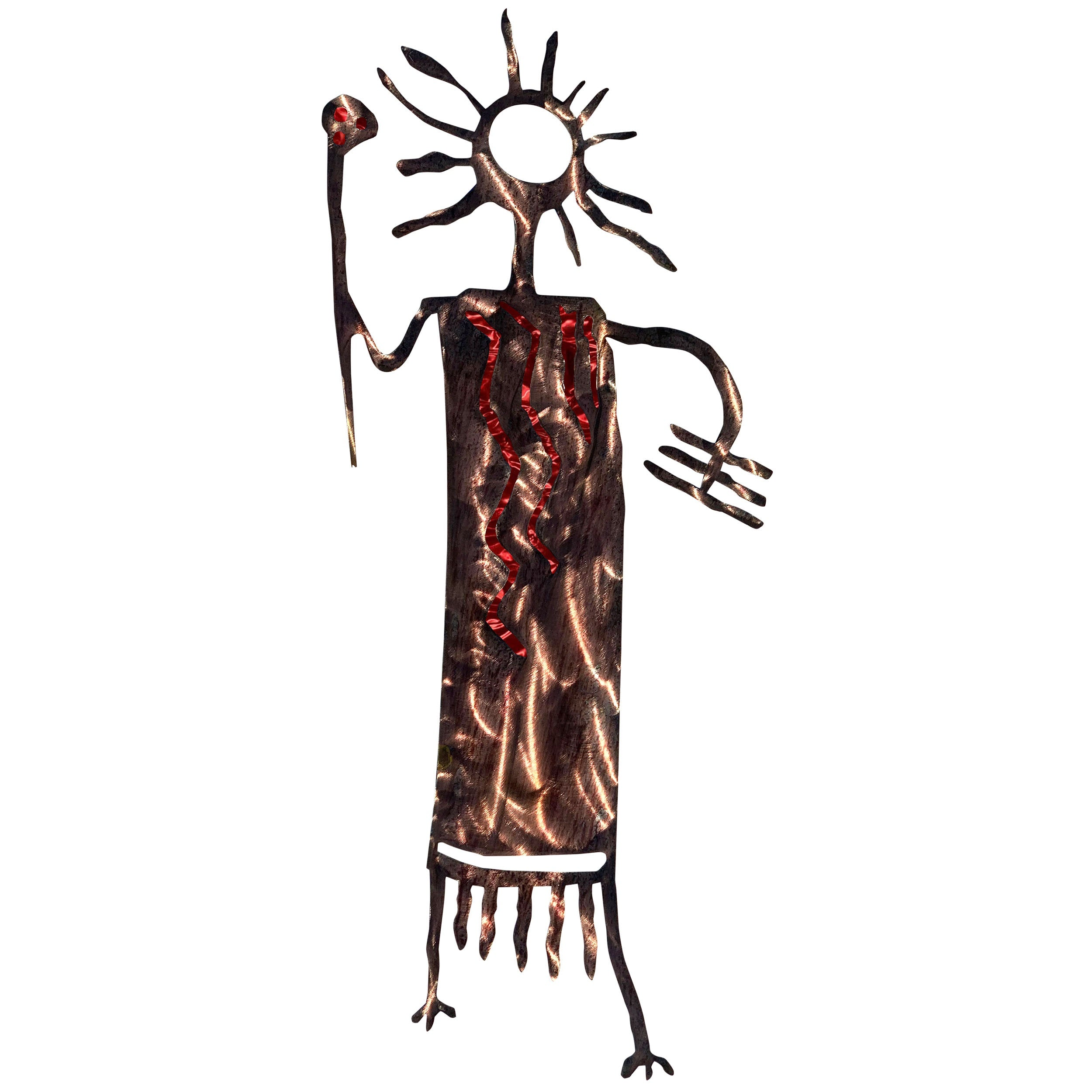 Petroglyph: Ted-Red - Pot Racks Plus