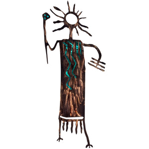 Petroglyph: Ted-Teal - Pot Racks Plus