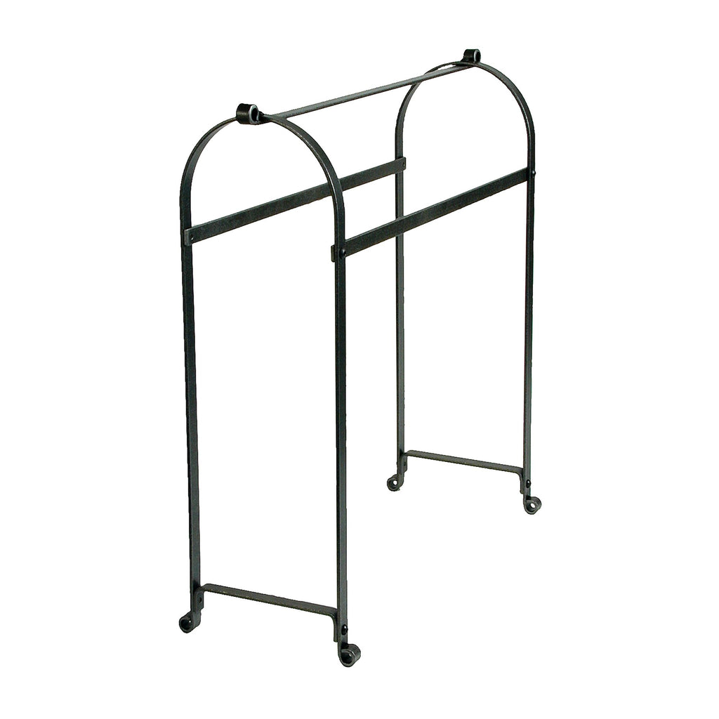 Quilt Rack Hammered Steel - Pot Racks Plus