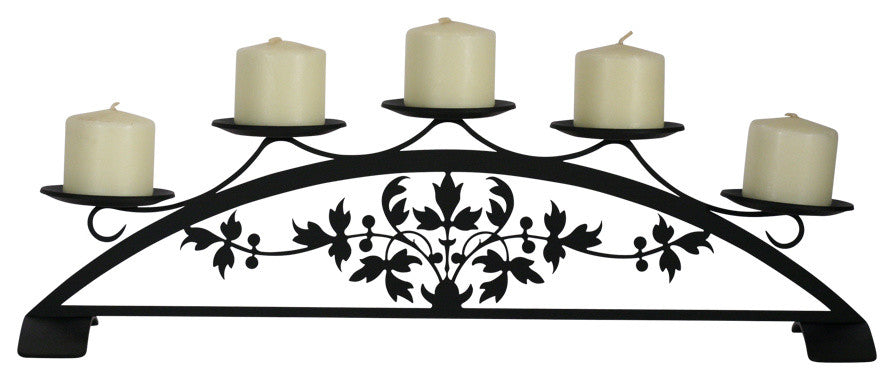 Victorian, Table Top Pillar Candle Holder