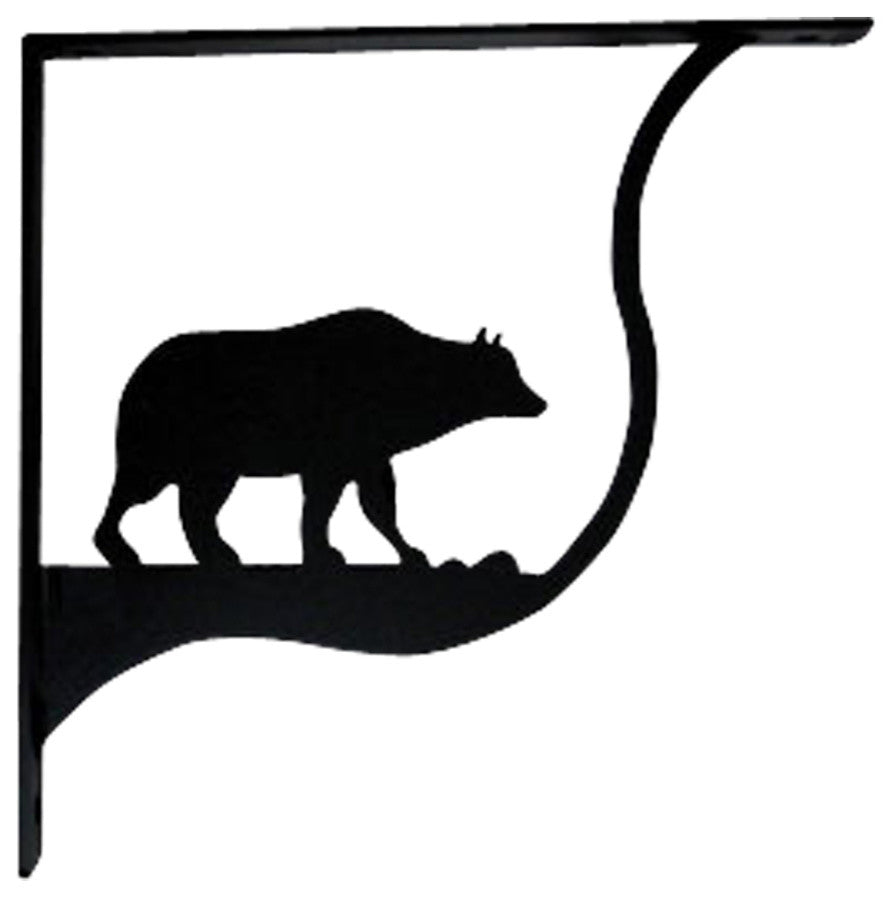 Bear Shelf Brackets, Large