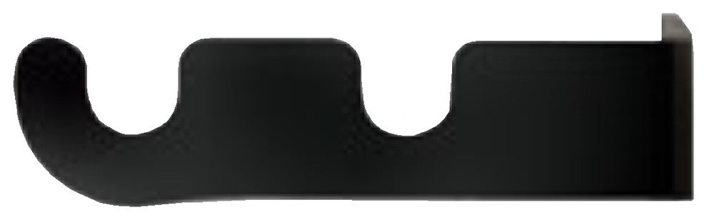 Center Support Bracket For Two 1/2 Inch Rods