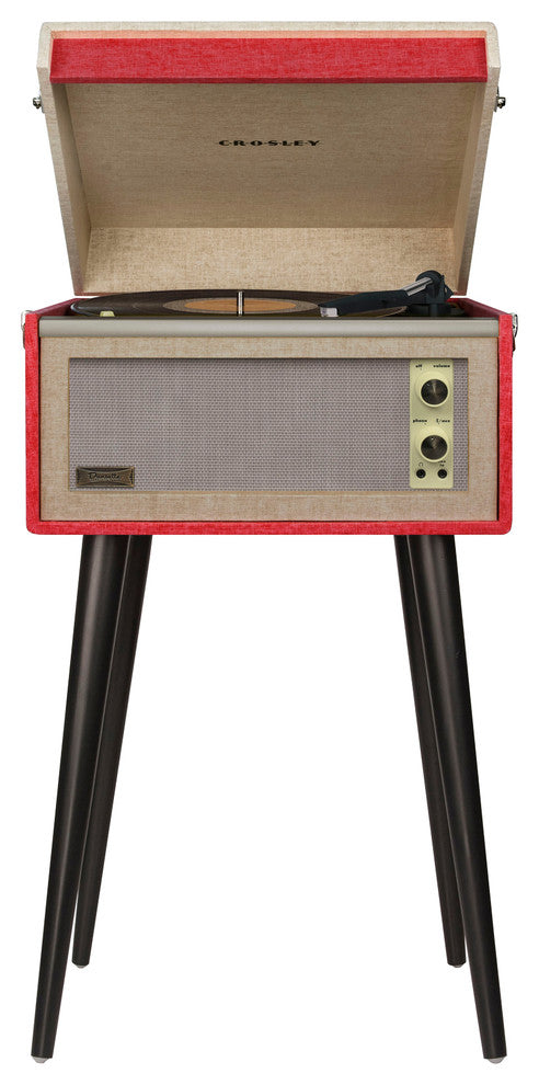 Dansette Bermuda Turntable With Bluetooth And Pitch Control - Pot Racks Plus