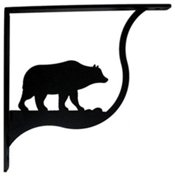 Bear Shelf Brackets, Medium