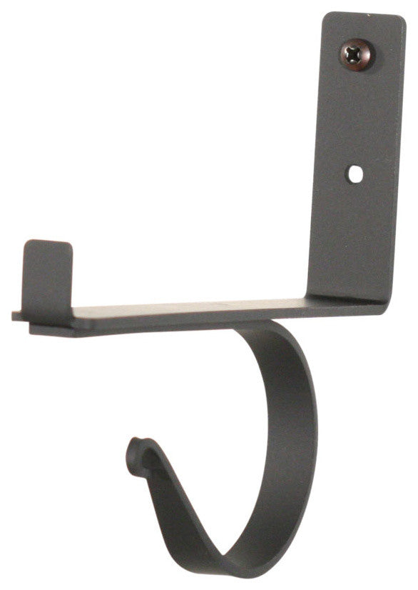 Plain, Curtain Shelf Brackets