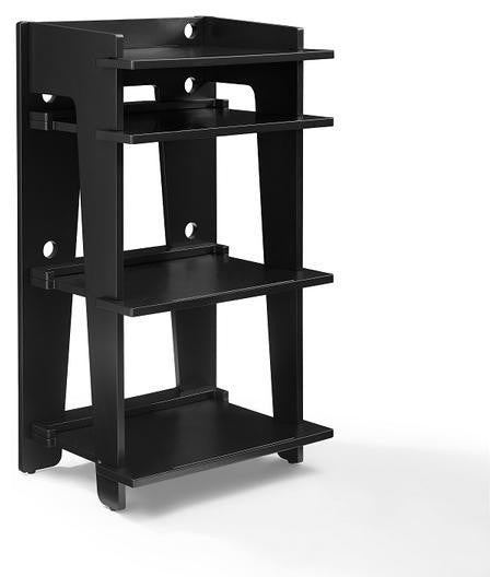 Soho Turntable Stand, Black - Pot Racks Plus