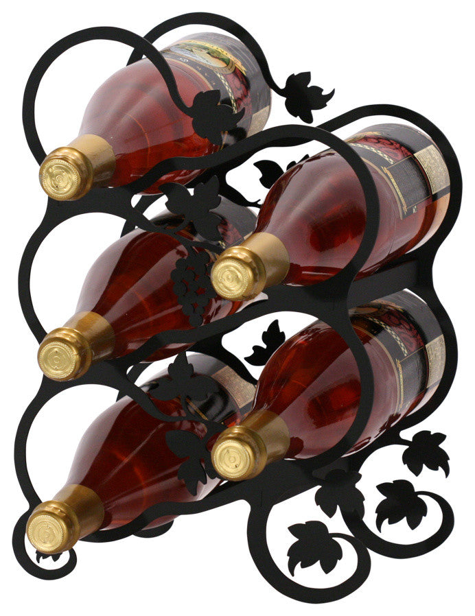 Grapevine Wine Rack, Medium